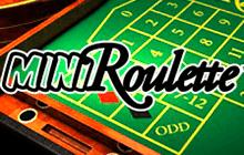 Автомат Мини-Рулетка в казино Биткоин