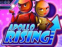 Играйте на реальные деньги в слот Apollo Rising, используя биткоины