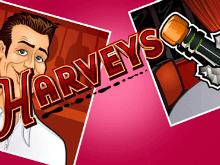 Harveys в казино биткоин с бездепозитным бонусом играть