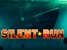 Слот Silent Run в онлайне для игры на биткоины от NetEnt
