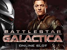 В Биткоин казино автомат Battlestar Galactica и бонусы за регистрацию
