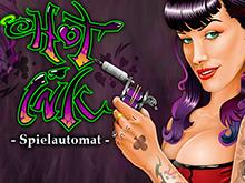 Запустившего Hot Ink, ждут бонусы за регистрацию в Биткоин казино