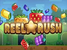Reel Rush — необычный слот NetEnt в онлайне с оригинальным геймплеем