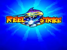 Играйте онлайн в автомат Reel Strike для досуга и заработка