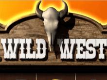 Слот Wild West в жанре вестерн на сайте казино с биткоинами